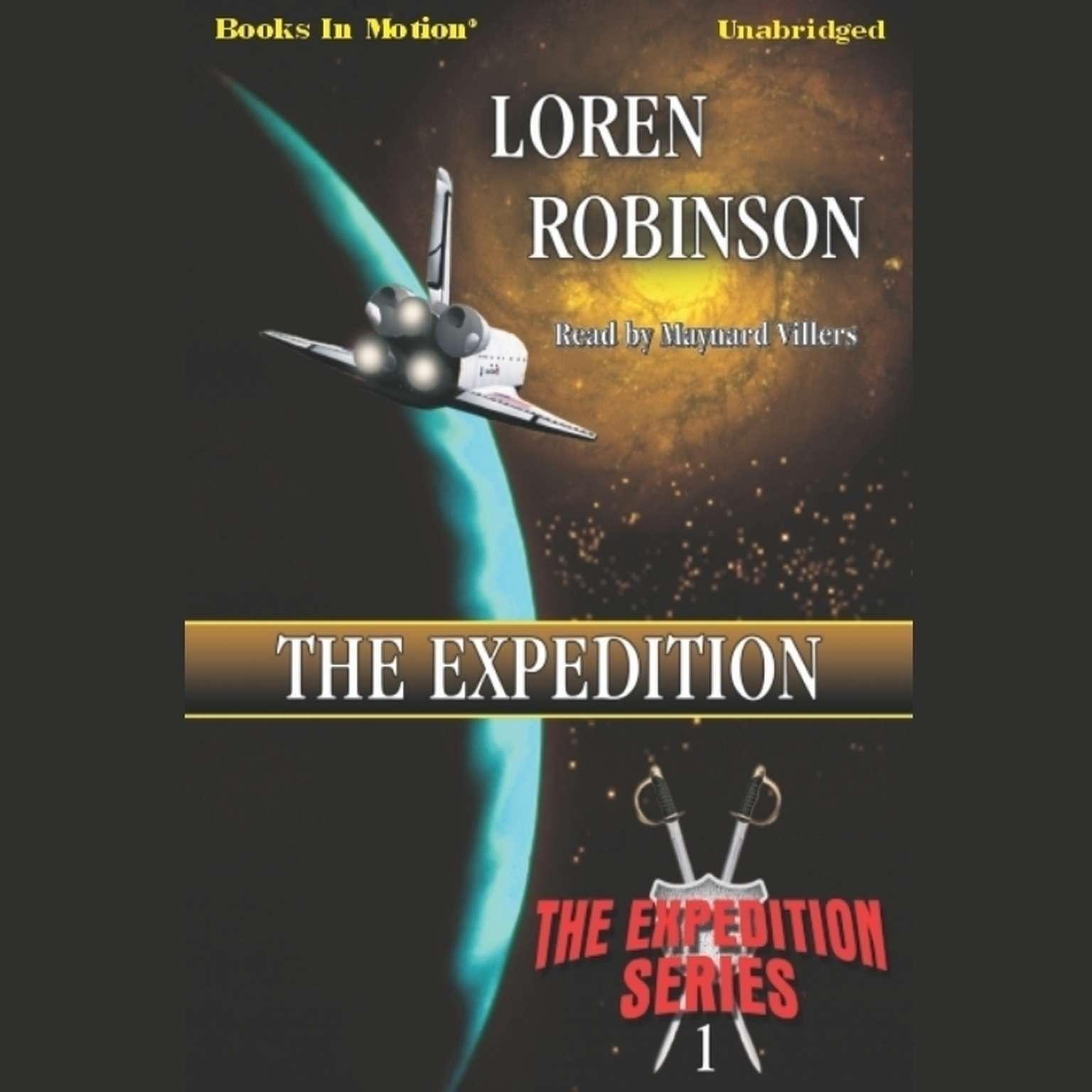 The Expedition Audiobook, by Loren Robinson