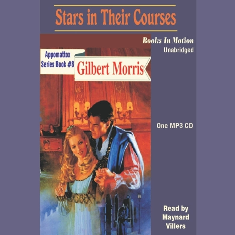 Printable Stars in their Courses Audiobook Cover Art
