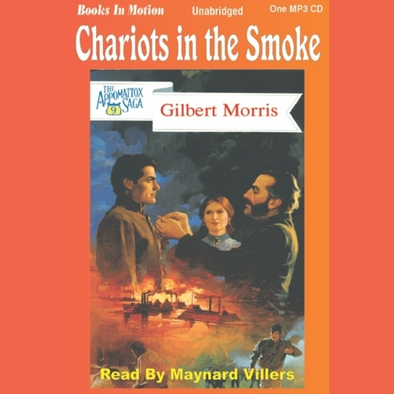 Printable Chariots in the Smoke Audiobook Cover Art