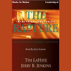 The Rapture Audiobook, by Tim LaHaye/Jerry B Jenkins