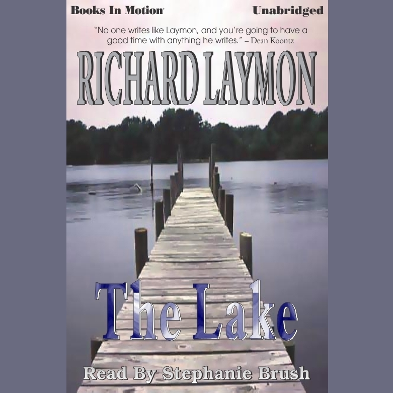 Printable The Lake Audiobook Cover Art