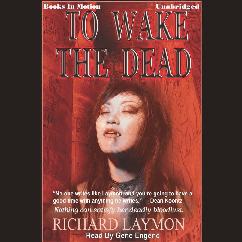Printable To Wake the Dead Audiobook Cover Art