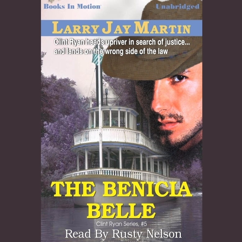 Printable The Benicia Belle Audiobook Cover Art