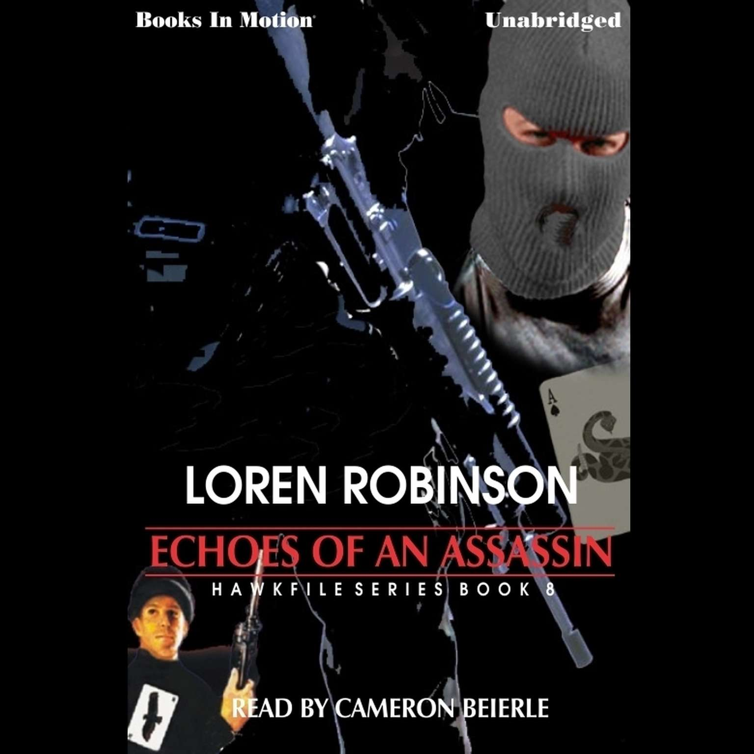 Echoes of an Assassin Audiobook, by Loren Robinson