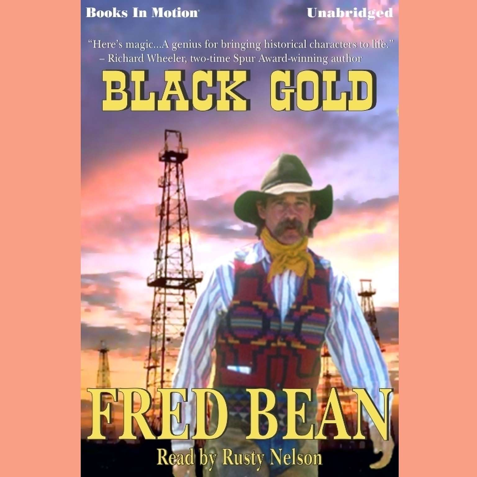 Black Gold Audiobook, by Fred Bean