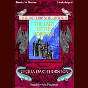 Lady of the Sorrows Audiobook, by Cecilia Dart-Thornton