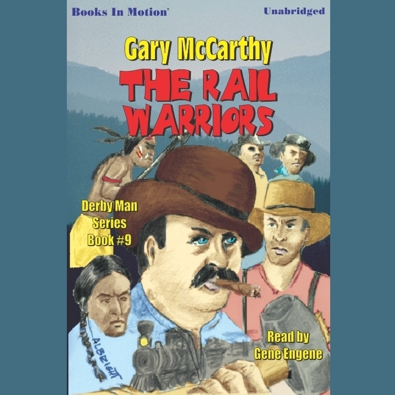 Printable The Rail Warriors Audiobook Cover Art