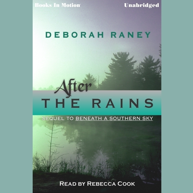 Printable After the Rains Audiobook Cover Art