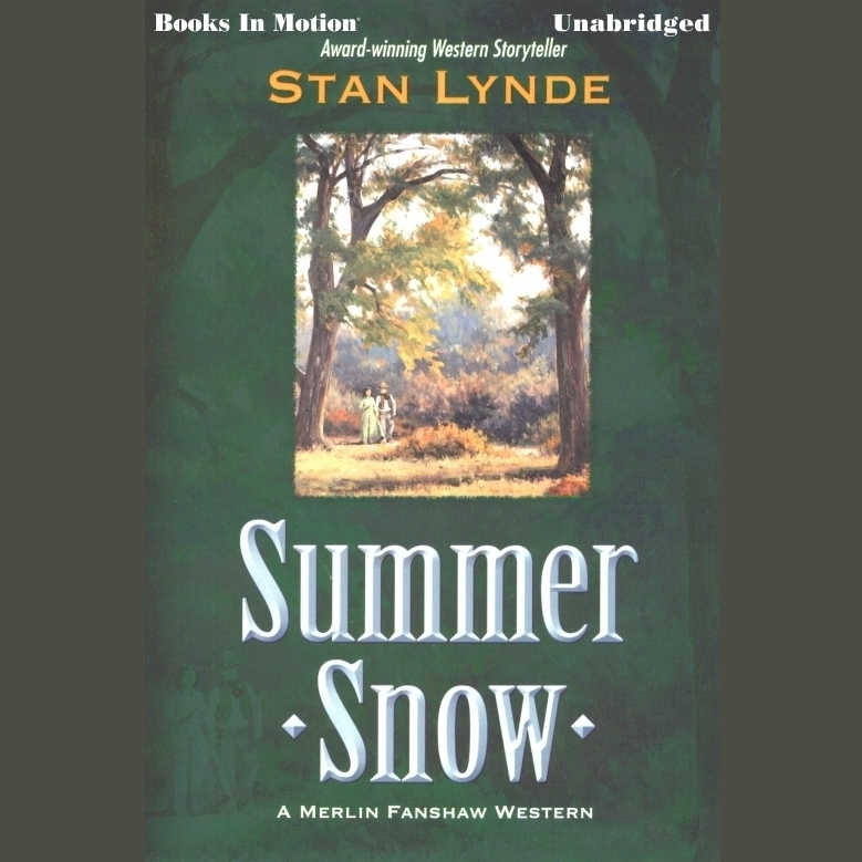 Printable Summer Snow Audiobook Cover Art