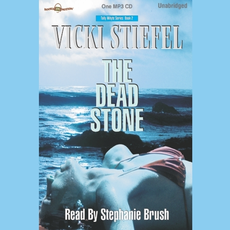 Printable The Dead Stone Audiobook Cover Art