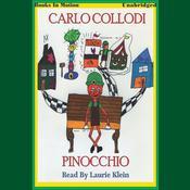 Pinocchio Audiobook, by Carlos Collodi