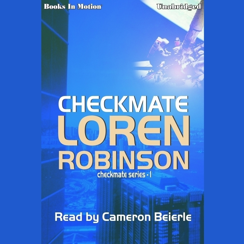 Printable Checkmate Audiobook Cover Art