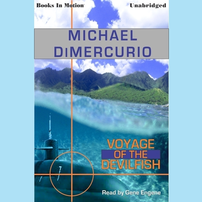 Printable Voyage Of The Devilfish Audiobook Cover Art