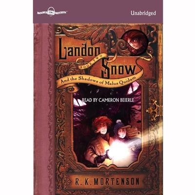 The Shadows Of Malus Quidam Audiobook, by R. K. Mortenson