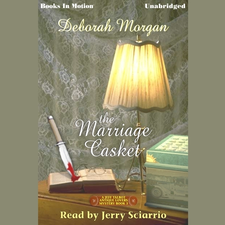 Printable The Marriage Casket Audiobook Cover Art