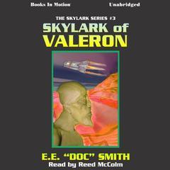 Skylark Of Valeron Audiobook, by E.E. 'Doc' Smith