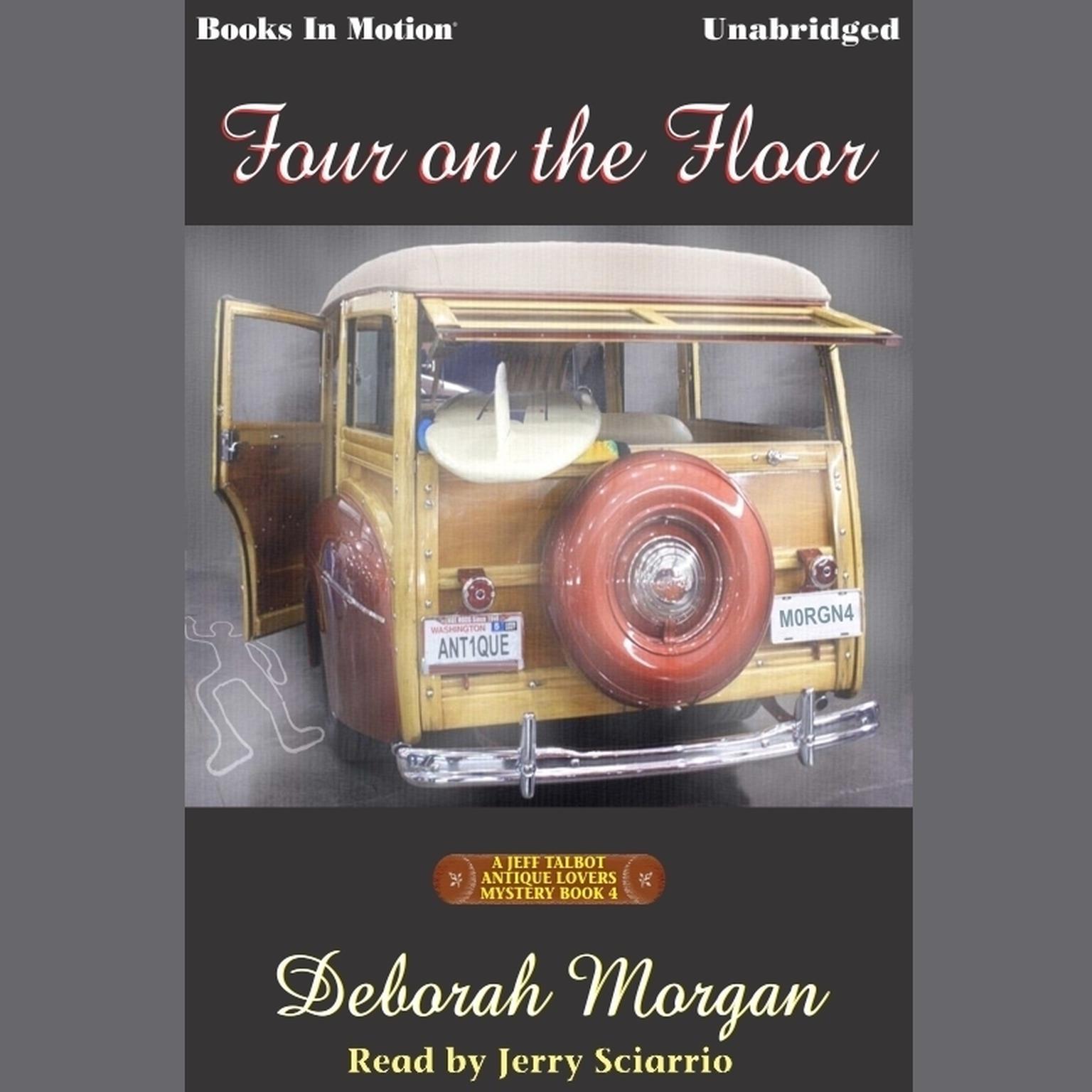 Four On The Floor Audiobook, by Deborah Morgan