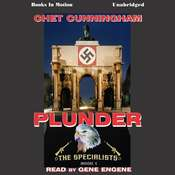 Plunder Audiobook, by Chet Cunningham