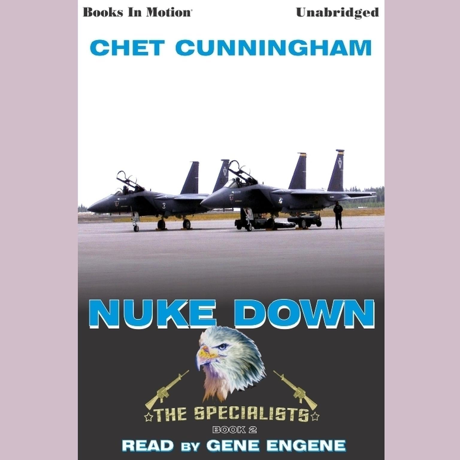 Nuke Down Audiobook, by Chet Cunningham