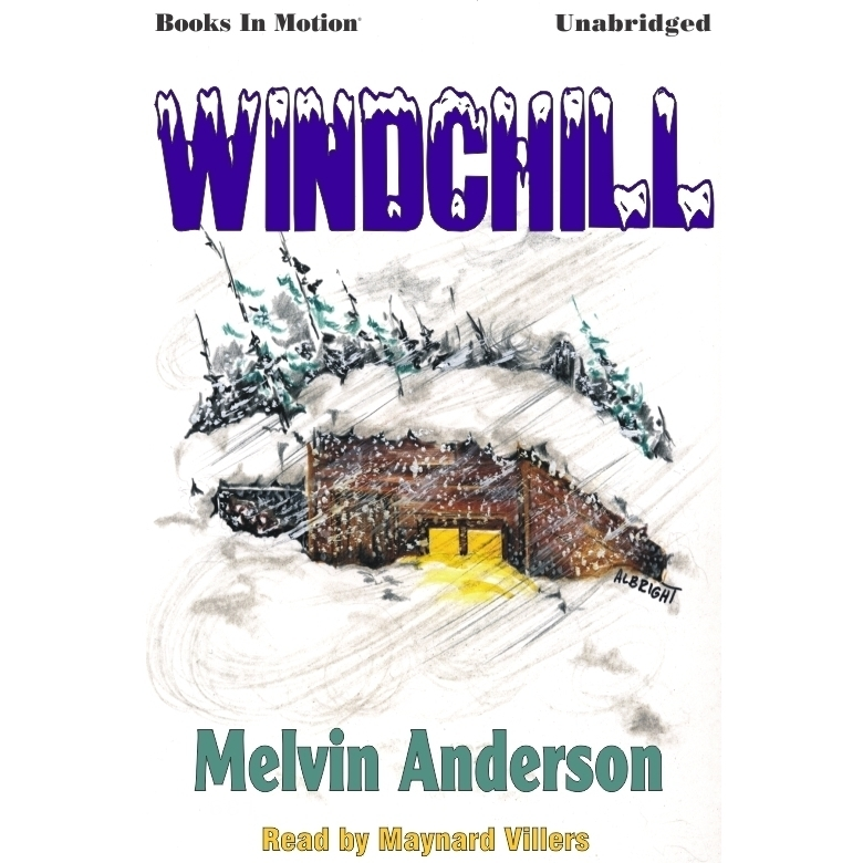 Printable Windchill Audiobook Cover Art