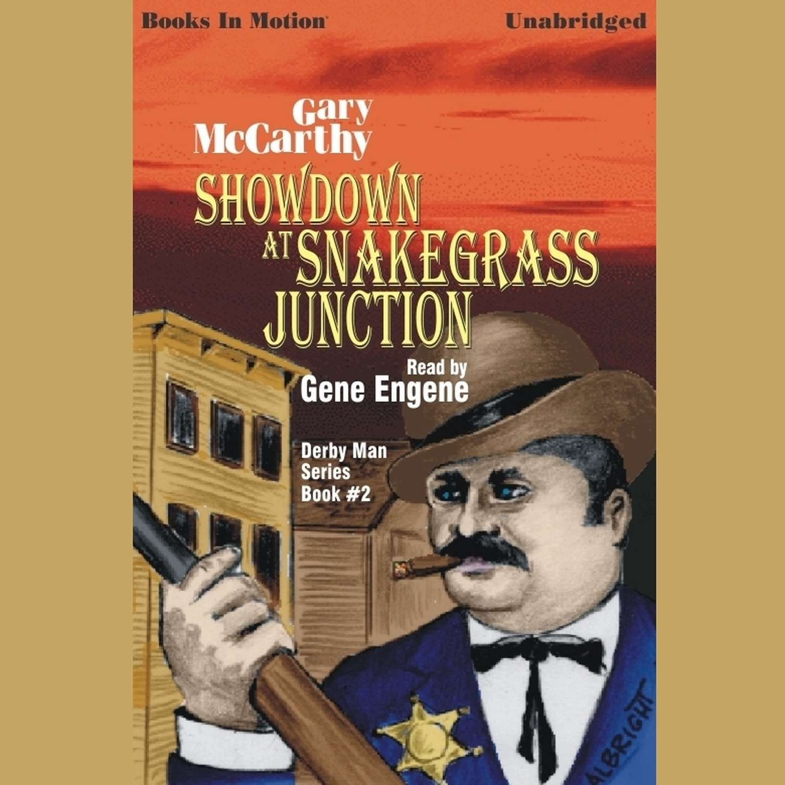 Showdown At Snakegrass Junction Audiobook, by Gary McCarthy