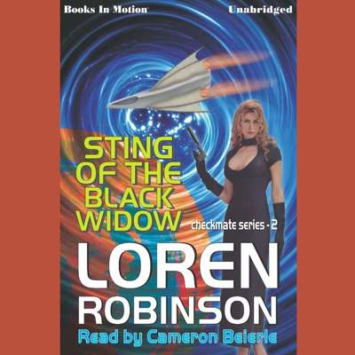 Sting Of The Black Widow Audiobook, by Loren Robinson