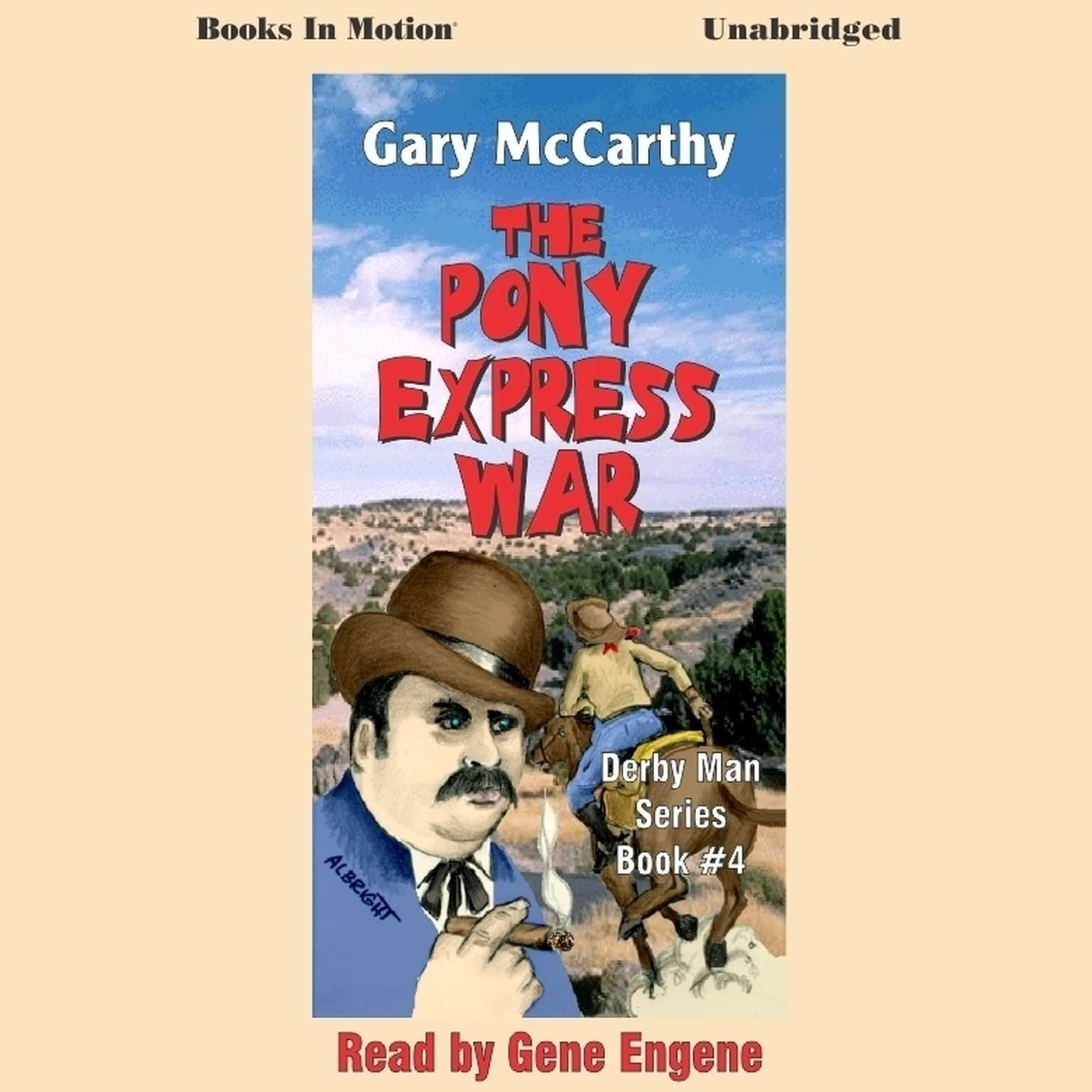 The Pony Express War Audiobook, by Gary McCarthy