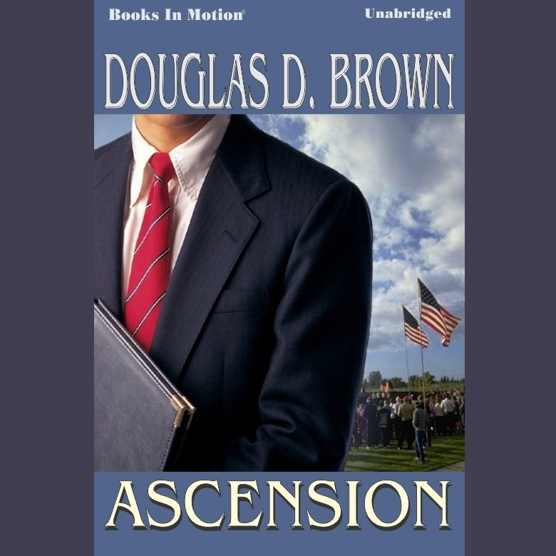 Printable Ascension Audiobook Cover Art