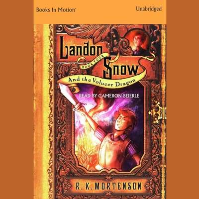 The Volucer Dragon Audiobook, by R. K. Mortenson