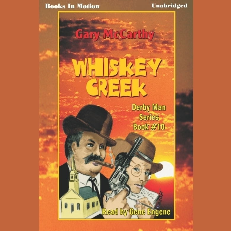 Printable Whiskey Creek Audiobook Cover Art