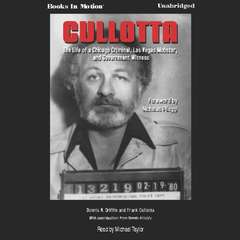 Cullotta Audiobook, by Dennis N Griffin/Frank Cullotta