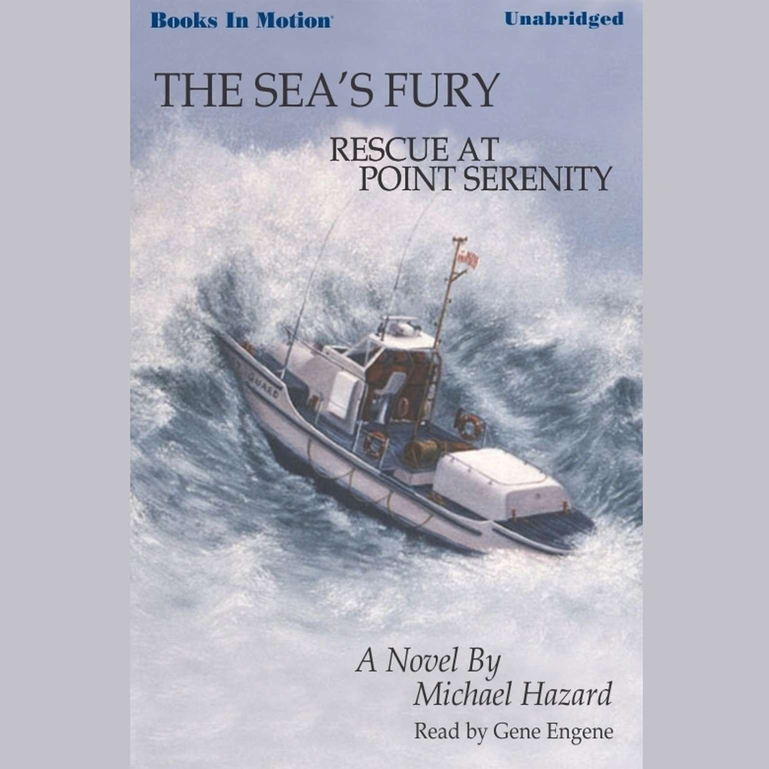 The Seas Fury Audiobook, by Michael Hazard