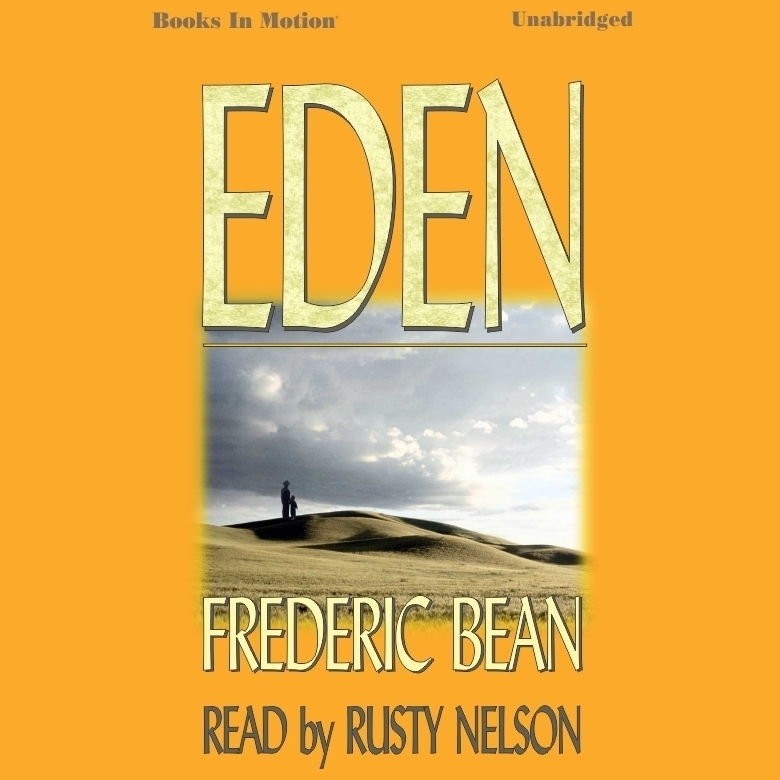 Printable Eden Audiobook Cover Art