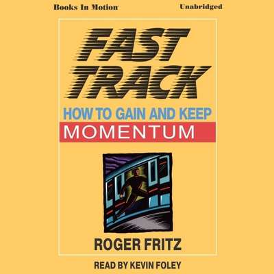 Fast Track Audiobook, by Roger Fritz