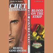 Blood On The Strip Audiobook, by Chet Cunningham