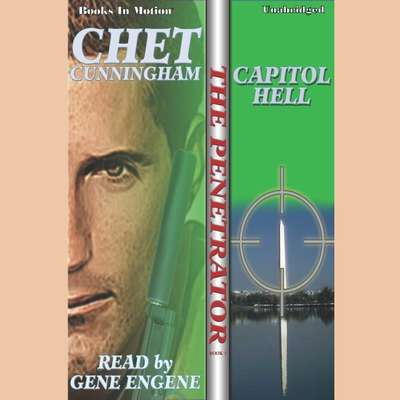 Capitol Hell Audiobook, by Chet Cunningham