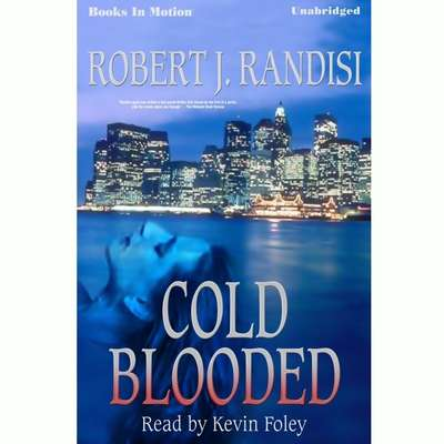Cold Blooded Audiobook, by Robert J. Randisi