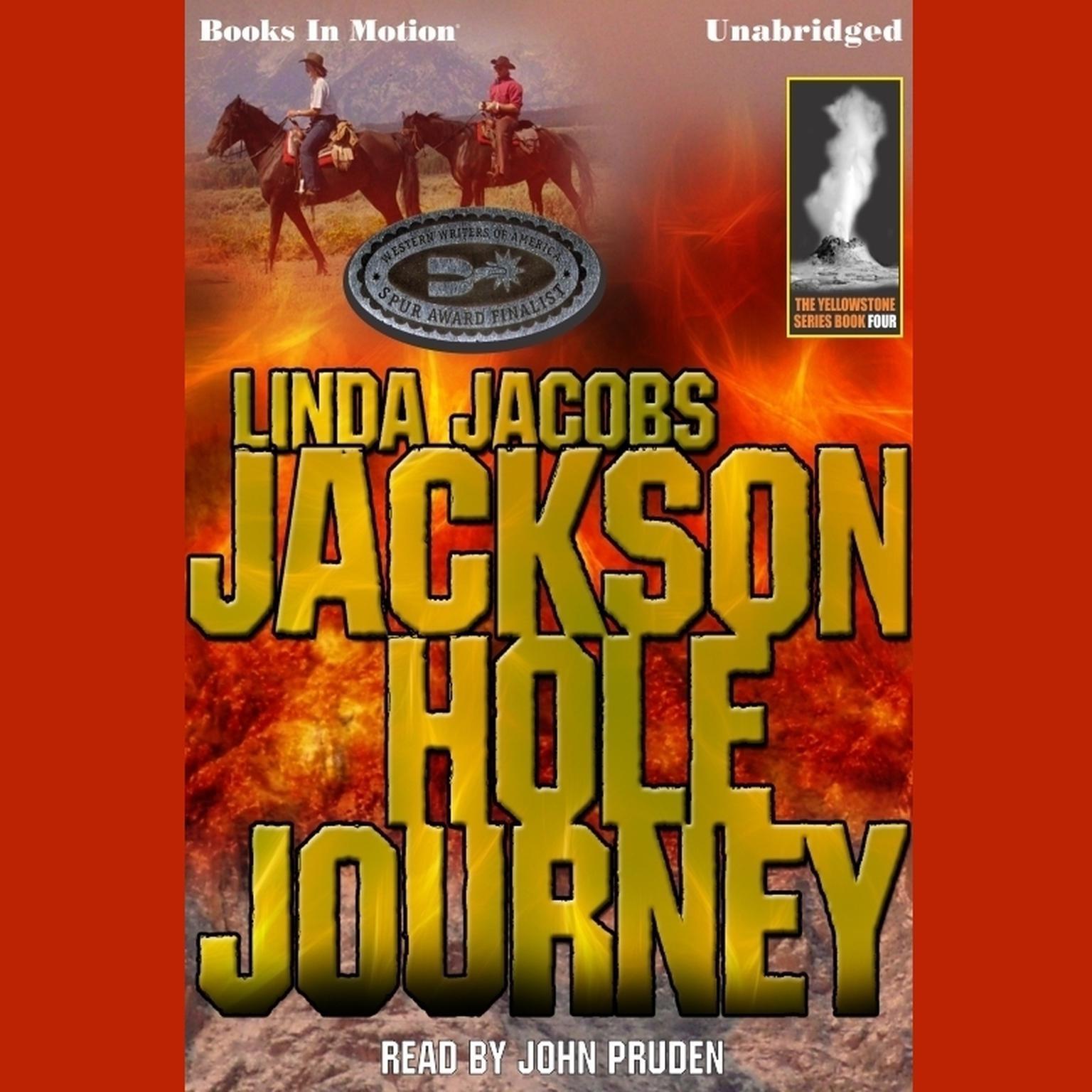 Jackson Hole Journey Audiobook, by Linda Jacobs