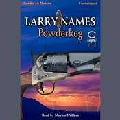 Powderkeg Audiobook, by Larry Names