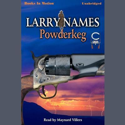 Powderkeg Audiobook, by Larry Names