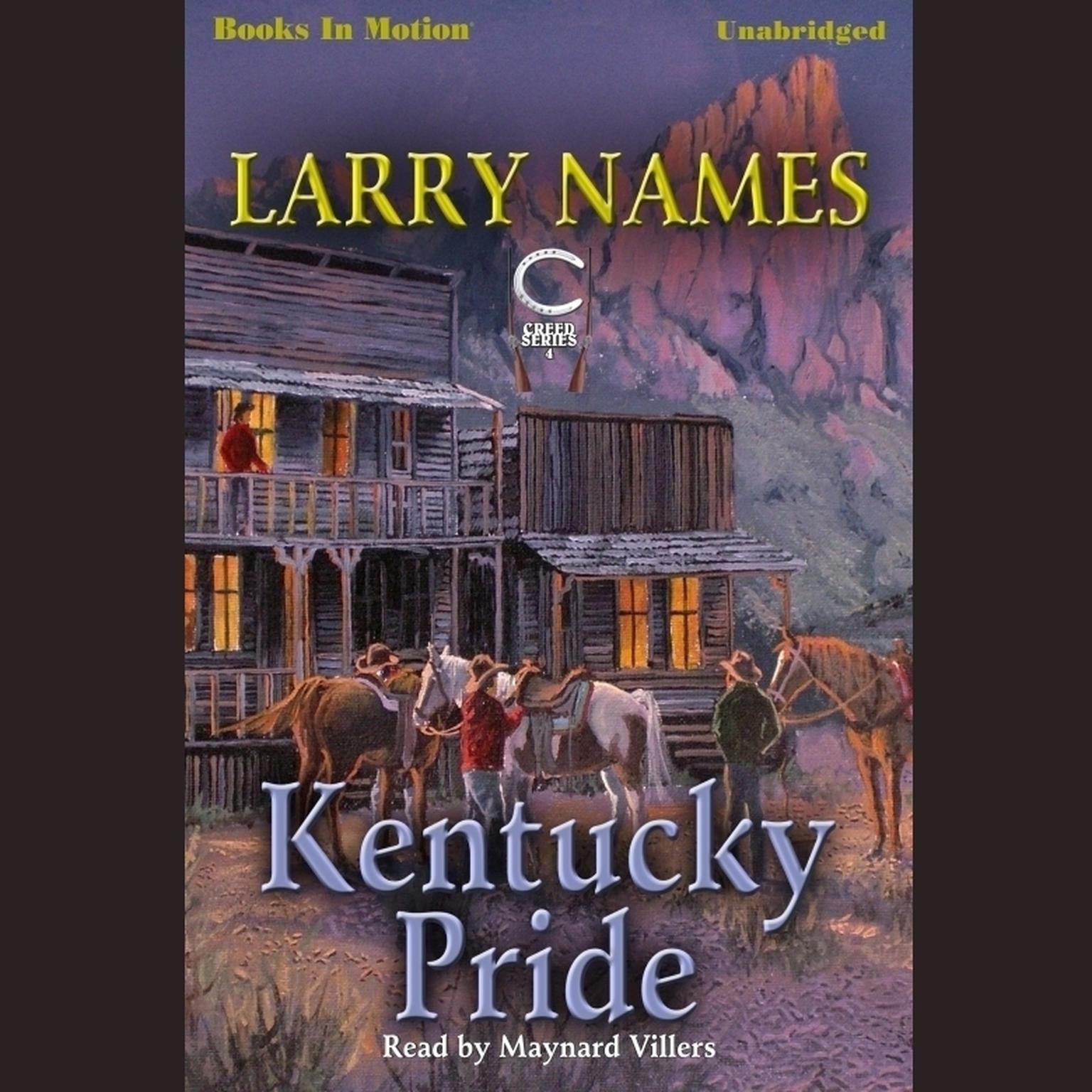 Kentucky Pride Audiobook, by Larry Names
