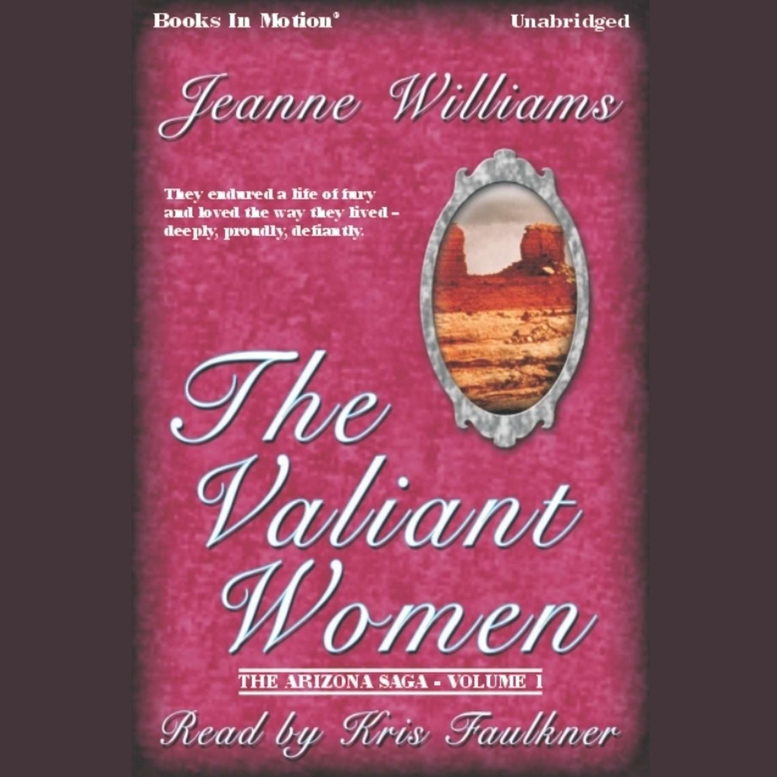 The Valiant Women Audiobook, by Jeanne Williams