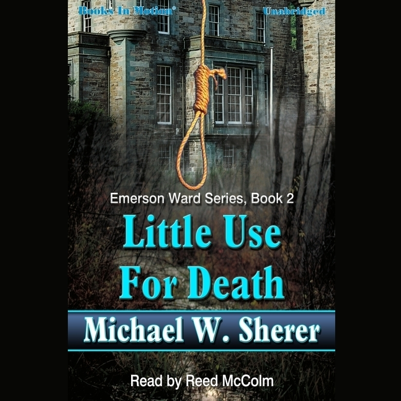Printable Little Use For Death Audiobook Cover Art