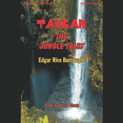 Tarzan Jungle Tales Audiobook, by Edgar Rice Burroughs