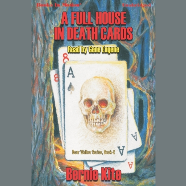 Printable A Full House In Death Cards Audiobook Cover Art