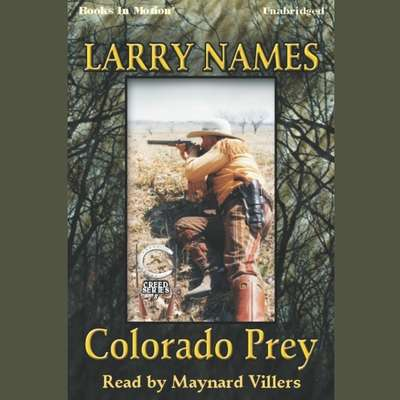 Colorado Prey Audiobook, by Larry Names