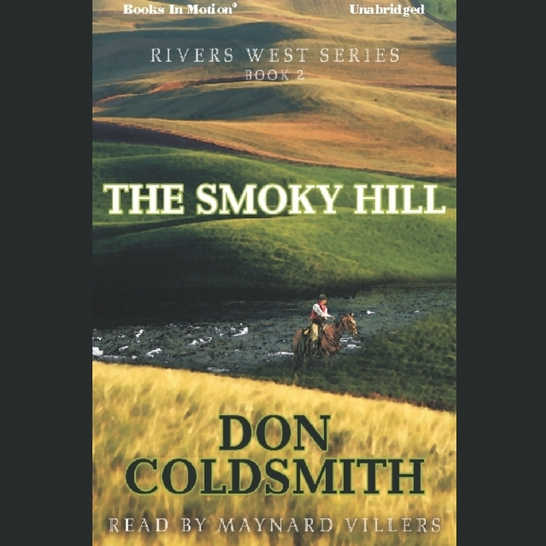Printable The Smoky Hill Audiobook Cover Art