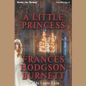 A Little Princess Audiobook, by Francis Hodgson Burnett