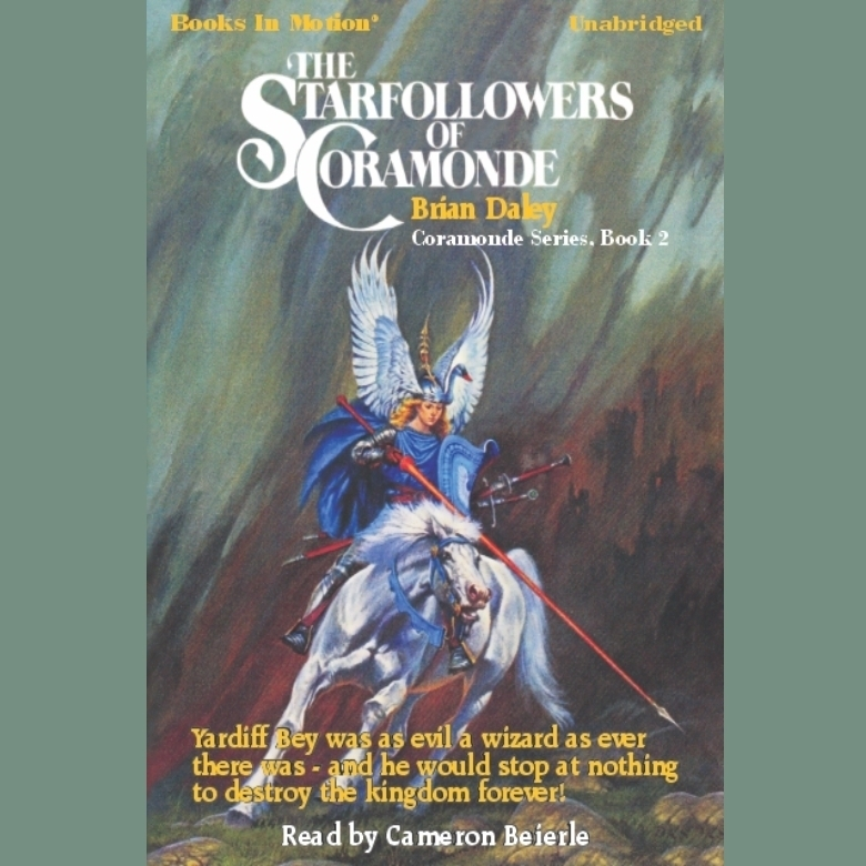 Printable The Starfollowers Of Coramonde Audiobook Cover Art