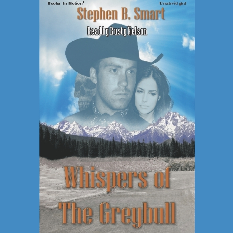 Printable Whispers Of The Greybull Audiobook Cover Art